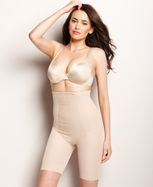 Miraclesuit Extra Firm Control Shape with an Edge High Waist Thigh Slimmer 2709
