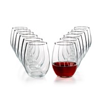 Martha Stewart Essentials 12-Pc. Glasses Set