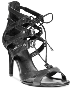 Marc Fisher Poloma Strappy Dress Sandals Women's Shoes