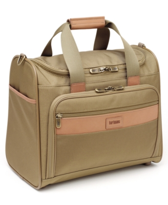 Hartmann Satchel, Intensity Vertical