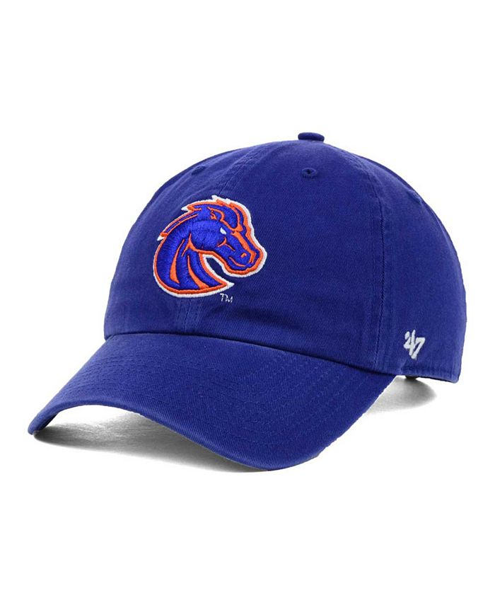 '47 Brand - Boise State Broncos Clean-Up Cap