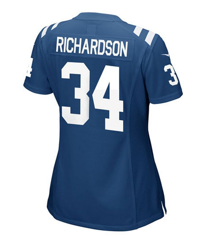 Nike - Women's Trent Richardson Indianapolis Colts Game Jersey