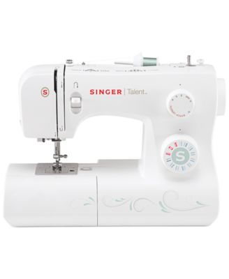 Singer 3321 Talent 21-Stitch Sewing Machine with Automatic Needle Threader