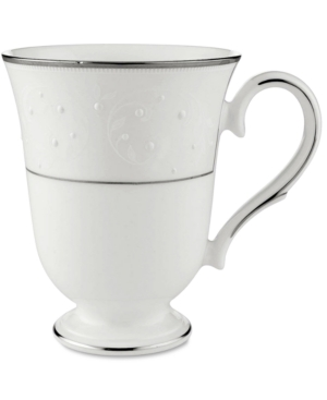 Lenox Dinnerware, Opal Innocence Mug