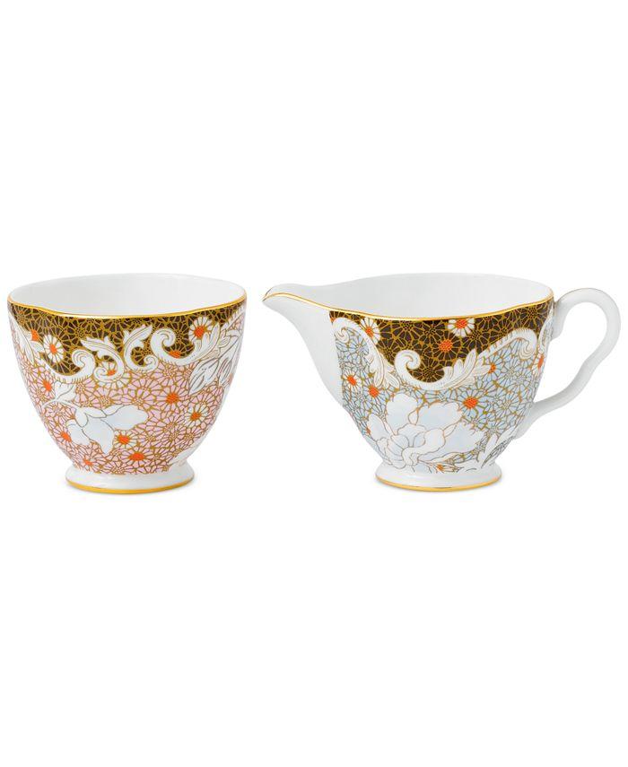Wedgwood - Daisy Tea Story Cream and Sugar Set