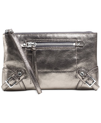 MICHAEL Michael Kors Fallon Large Zip Clutch
