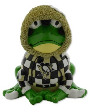 Forever Collectibles Pittsburgh Penguins Thematic Frog