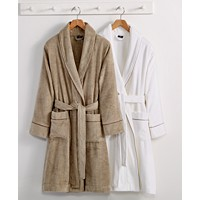 Deals on Hotel Collection Finest Modal Robe, Luxury Turkish Cotton
