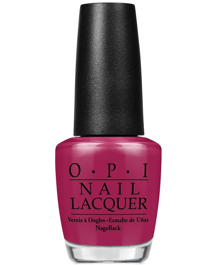 OPI - Nail Lacquer, Miami Beet