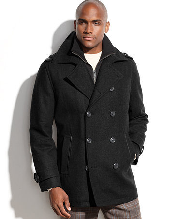 New Listing Polo Ralph Lauren 4XLT Tall % wool black navy peacoat pea coat (a#y8j4 Tailored by Polo Ralph Lauren, this ultra stylish solid black with signature navy style buttons navy peacoat is an item that every well dressed gentleman should own.