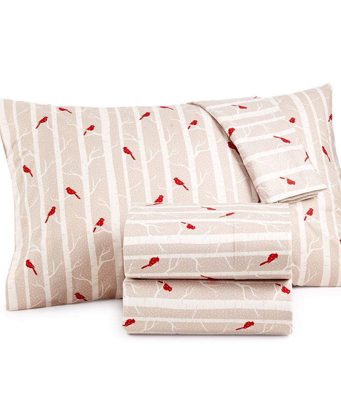 Shavel - Microflannel Printed Twin Sheet Set