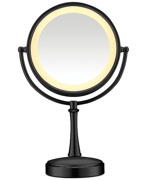 Conair Touch Control Double Sided Lighted Makeup Mirror & Reviews
