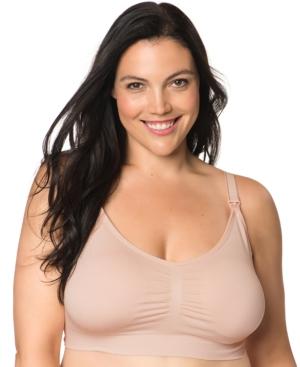 Motherhood Maternity Plus Size Seamless Full-Coverage Clip-Down Nursing Bra plus size,  plus size fashion plus size appare