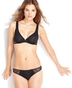 BCBGeneration Camille the Take the Plunge Unlined Bra BC14F302