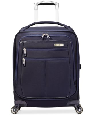 "CLOSEOUT! Samsonite Sphere Lite 19"" Expandable Spinner Carry On Suitcase, Only at Macy's"