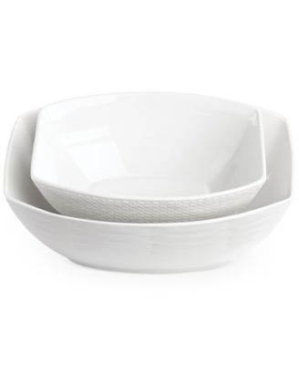 Lenox Entertain 365 Mix and Match 2-Piece Bowl Set