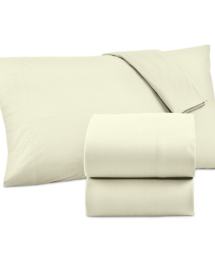 Shavel - Microflannel Solid Sheet Set
