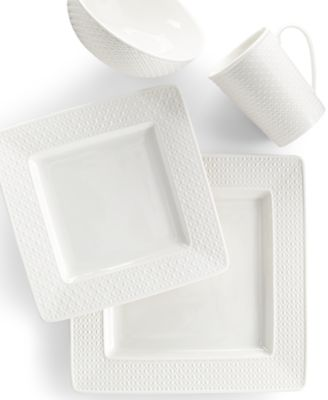 Lenox Entertain 365 Surface Square 4-Piece Place Setting