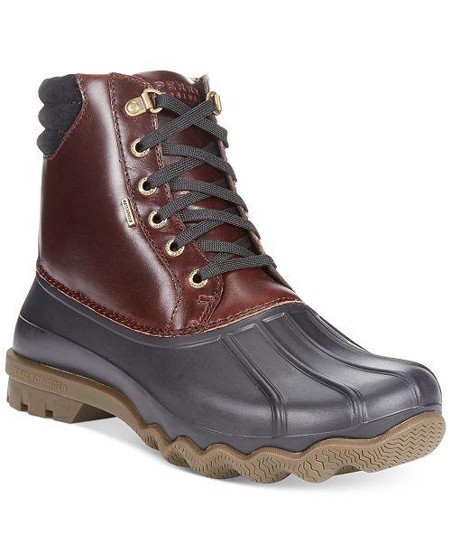 Men's Avenue Duck Boots