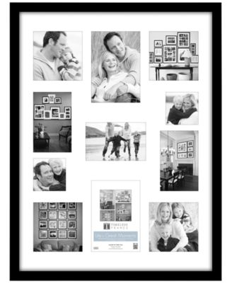 "Timeless Frames Picture Frame, Life's Great Moments 18"" x 24"" Wall Collage"