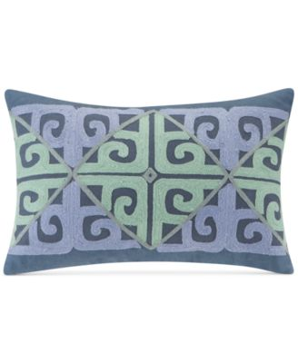 "Echo Kamala 12"" x 18"" Oblong Decorative Pillow"