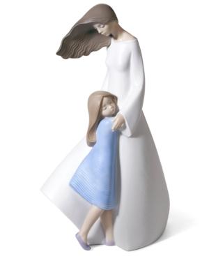 "Lladró ""I Love You, Mom"" Figurine"