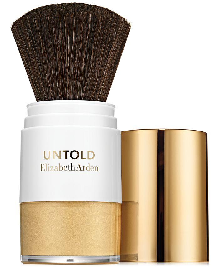 Elizabeth Arden - UNTOLD Shimmer Powder Brush