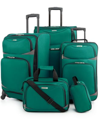 Tag Coronado II 5 Piece Spinner Luggage Set