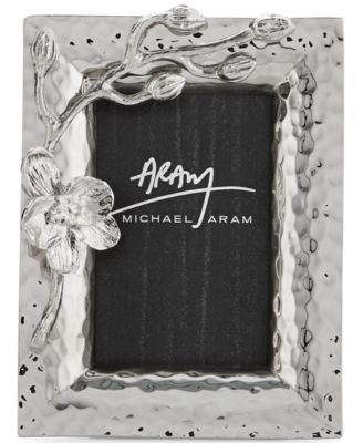 Michael Aram White Orchid Mini Frame