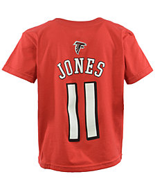 Outerstuff Toddler Boys' Julio Jones Atlanta Falcons Mainliner Player T-Shirt