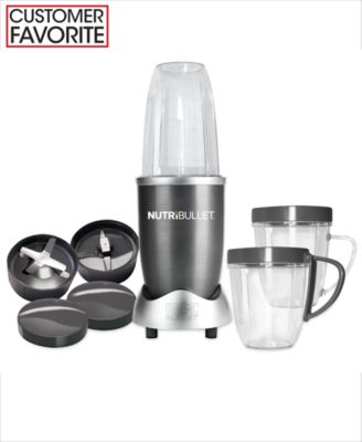 NutriBullet NBR1201 600-Watt Blender by Magic Bullet
