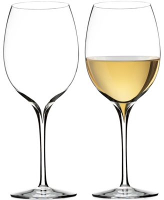 Waterford Pinot Gris/Grigio Wine Glass Pair