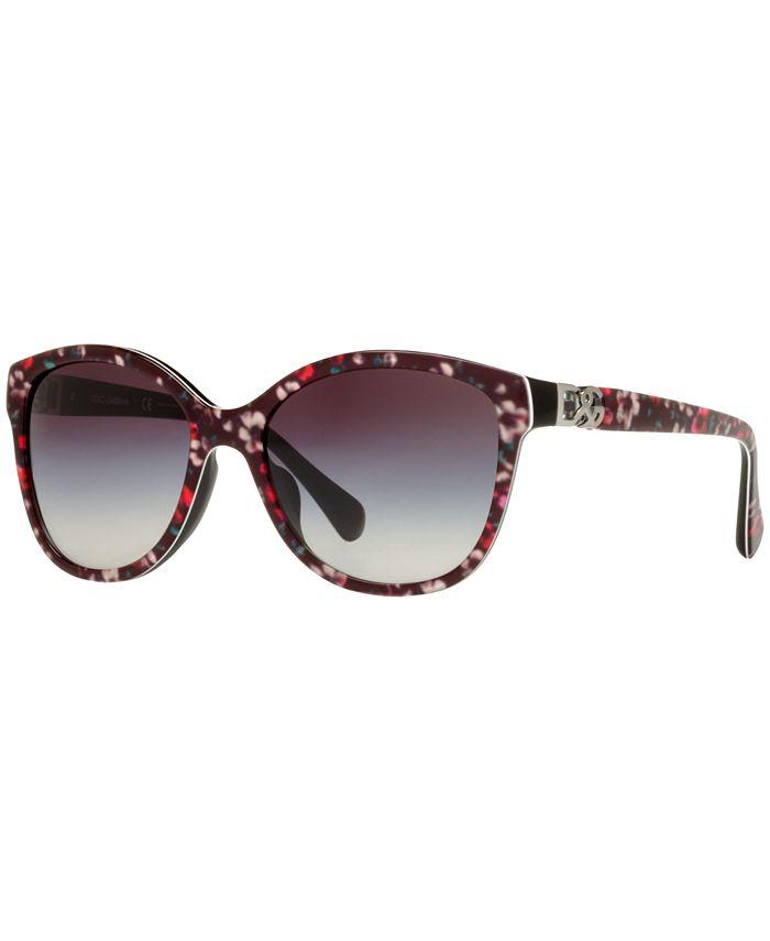 Dolce & Gabbana - Sunglasses, DOLCE and GABBANA DG4162PF 56