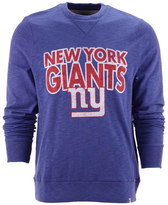 '47 Brand - Men's New York Giants Graphic Sweatshirt