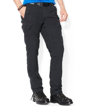 c05f77b05 ... UPC 888529506605 product image for Polo Ralph Lauren Straight-Fit  Ripstop Cargo Pants