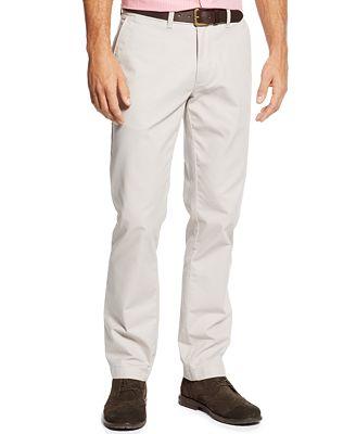 tommy hilfiger mercer custom fit chino pants pants men. Black Bedroom Furniture Sets. Home Design Ideas