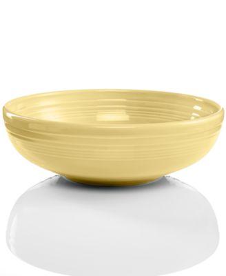 Fiesta Ivory Large Bistro Bowl
