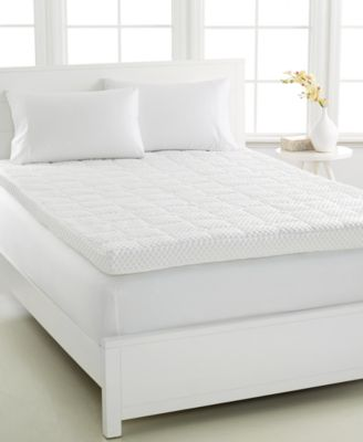 Dream Science by Martha Stewart 4'' Memory Foam Queen Mattress Topper