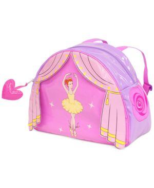 Kidorable Little Girls' Ballet Backpack
