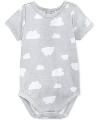 Rosie Pope Baby Boys' or Baby Girls' Cloud-Print Bodysuit