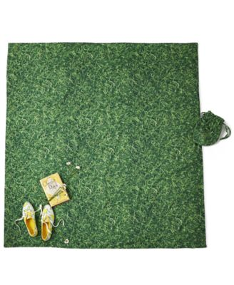 kate spade new york Grass is Greener Picnic Blanket