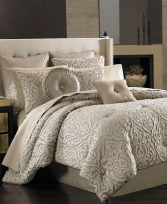 J Queen New York Astoria King Comforter Set