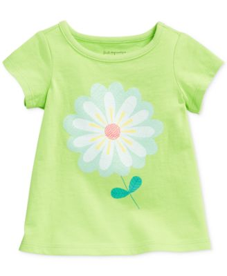 First Impressions Baby Girls' Daisy Tee