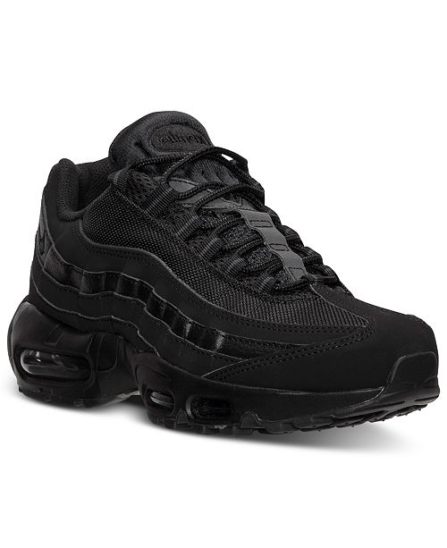 Nike Men's Air Max 95 Running Sneakers from Finish Line ...