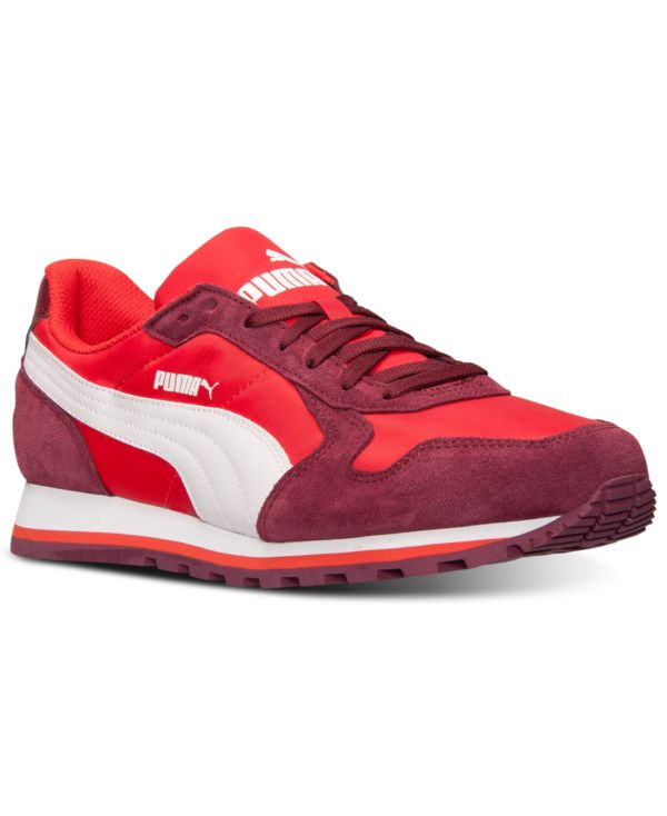 Puma  ST Runner Nylon Casual Sneakers from Finish Line