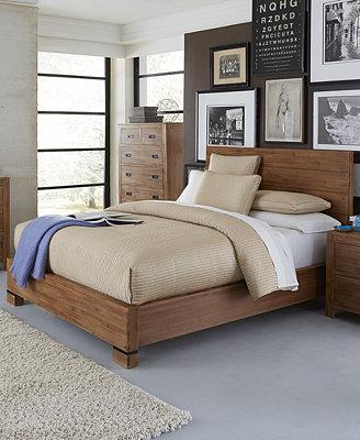 Champagne bedroom furniture sets at macys