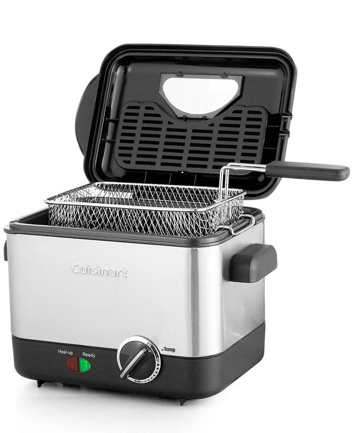 Cuisinart - Compact Deep Fryer