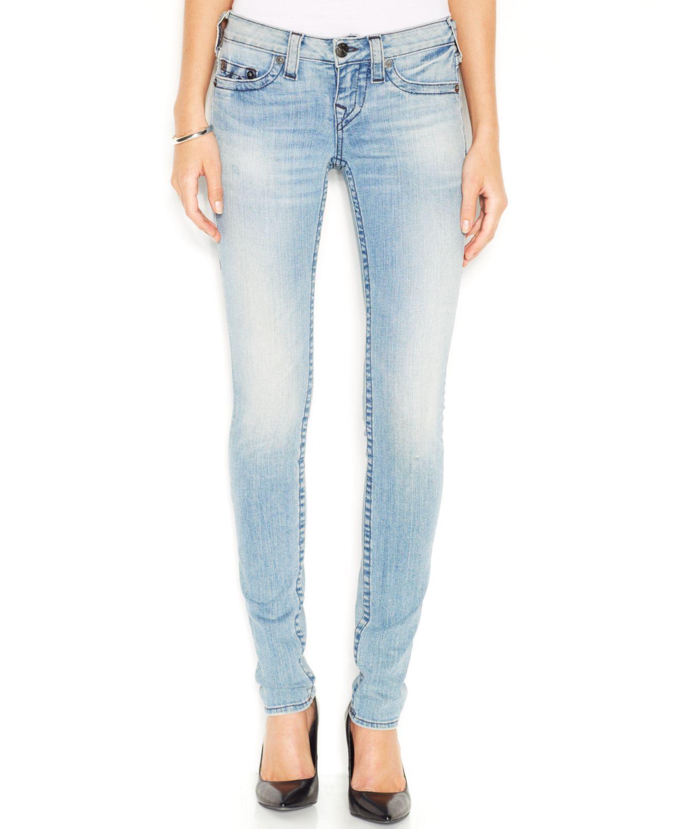True Religion Womens Skinny Jeans True Religion Stella Skinny