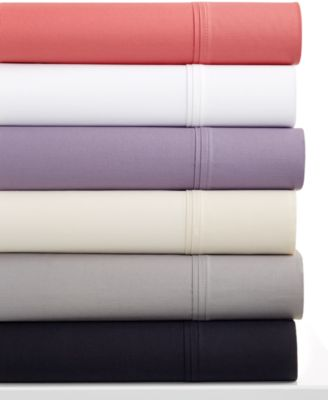 INC International Concepts 100% Cotton King Sheet Set