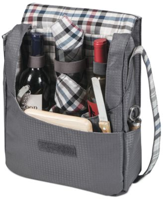 Picnic Time Carnaby Street Wine Tote